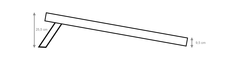 Cornhole Board deutsches Cornhole