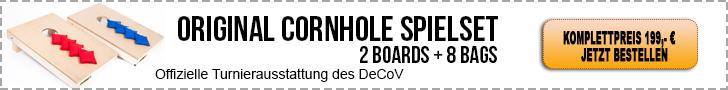 Original Cornhole Spielset, Jetzt kaufen bei doloops.de