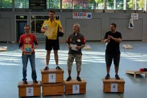 Sieger der deutschen Meisterschaft 2015