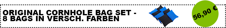Original Cornhole Bag-Set, Jetzt kaufen bei doloops.de