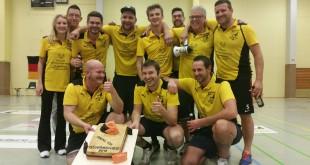 Cornhole Team Meisterschaft 2015