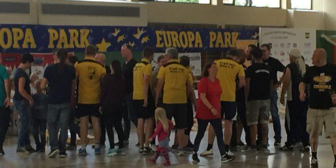 Deutsche Meisterschaft 2016 in Rust