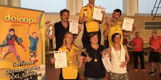 Franken Masters 2016 - Die Sieger