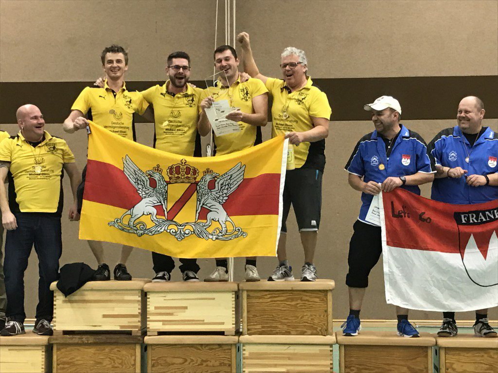 TopCorn Rust wird deutscher Teammeister 2016 in Lindhorst
