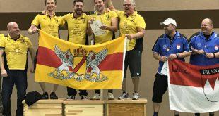 Cornhole Team Meisterschaft 2016